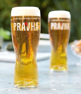 Prava Branded Pint Glass For Sale UK - CE 20oz / 568ml - Box of 12